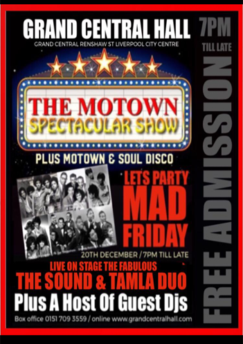MAD FRIDAY EVENT - FREE ADMISSION