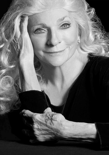 SATURDAY 11TH JANUARY - JUDY COLLINS LIVE.